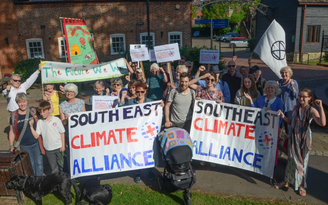 Horsham District Council passes climate emergency motion