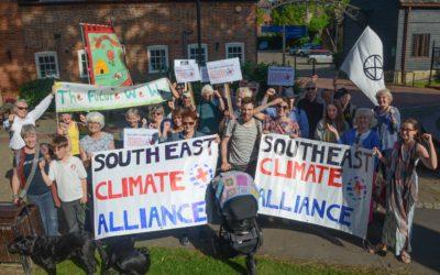 Horsham District Council passes climate emergency motion