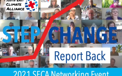 Step Change:  Report back on 2021 Networking Event