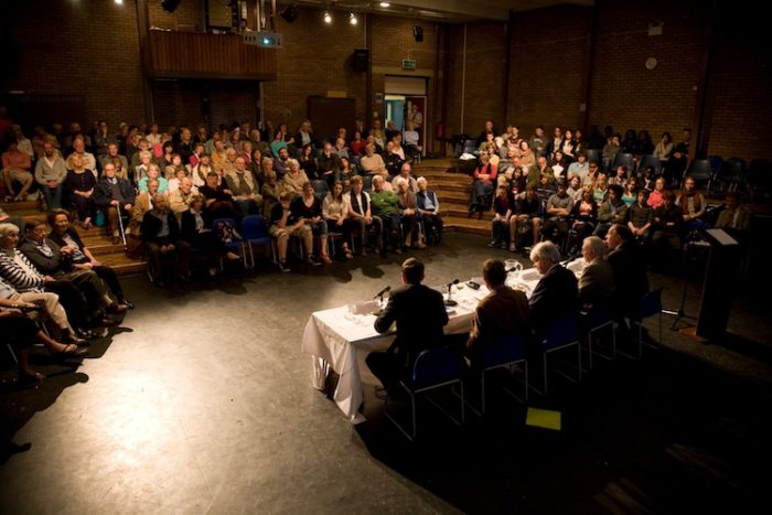 How to organise a hustings meeting