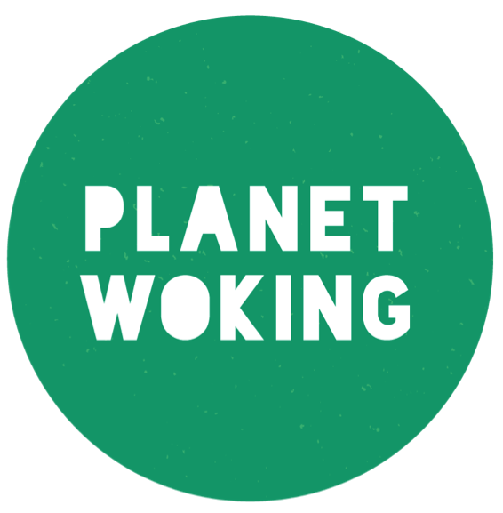 There's no Planet B:   But welcome to Planet Woking